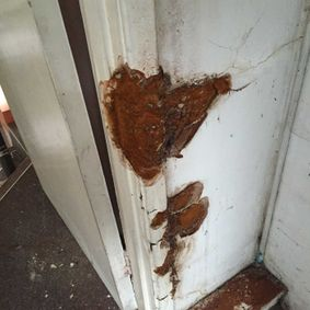 water damage to property
